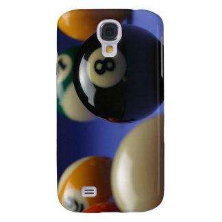 Blue Background Galaxy S4 Case