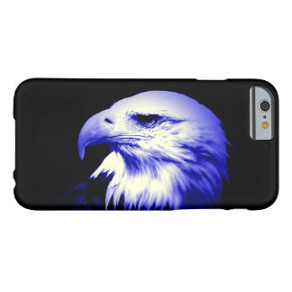 Blue Bald American Eagle iPhone 6 Case Barely There iPhone 6 Case