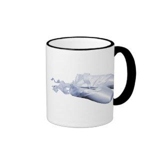 Blue Ballet Shoes Coffee Mug