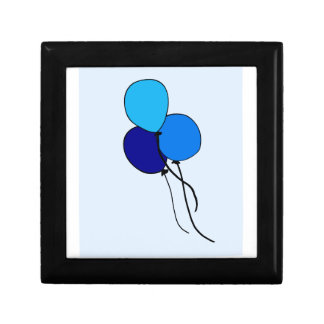 Blue Ballons Gift Boxes