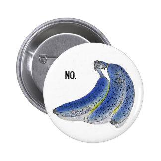 blue banana button
