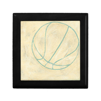 Blue Basketball by Chariklia Zarris Gift Box
