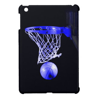 Blue Basketball Case For The iPad Mini