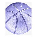 Blue Basketball Flyers