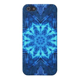Blue Batik iPhone 5/5S Covers