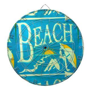 blue beach dart boart dart boards