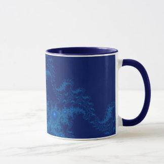 Blue Beads Mug