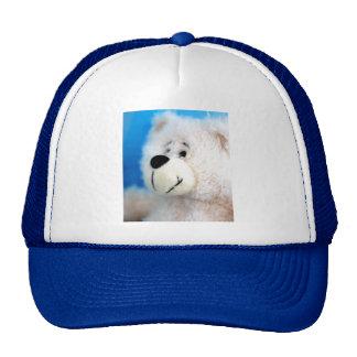 Blue Bear Cap