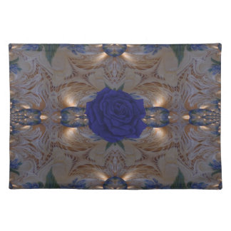 Blue beauty Placemats