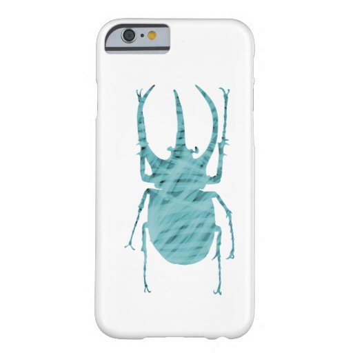 Blue Beetle iPhone 6 Case