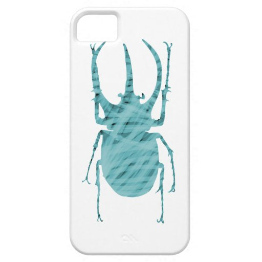 Blue Beetle iPhone 5 Covers