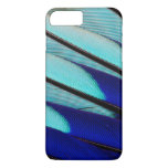 Blue-bellied Roller feathers iPhone 8 Plus/7 Plus Case