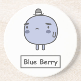 Blue Berry Coaster