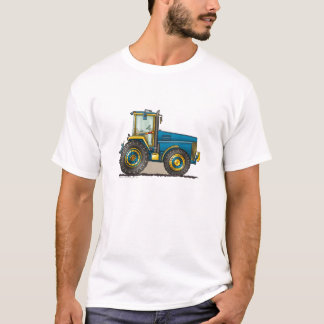 Blue Big Tractor Apparel T-Shirt