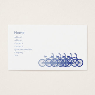 Blue Bike - Business