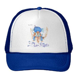 Blue Bird-1 Cap