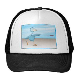 Blue Bird Cap