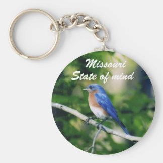 Blue bird single, Missouri, State of mind Key Chan Key Ring