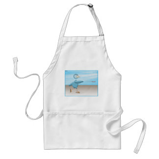 Blue Bird Standard Apron