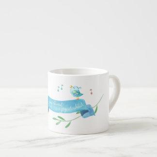 Blue Birdies Share Their Joy