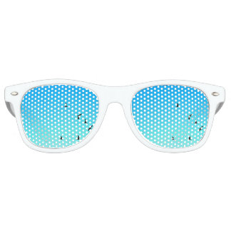 blue birds party shades