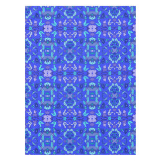 Blue Birds Tablecloth