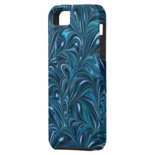 Blue Bling - SRF iPhone 5 Cover