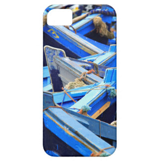 Blue Boats iPhone 5 Case