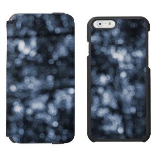 Blue Bokeh iPhone 6 Wallet Case Incipio Watson™ iPhone 6 Wallet Case