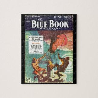 Blue Book  _McCall, June 1930_9_Pulp Art Jigsaw Puzzles