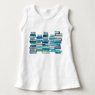 Blue Books Baby Dress