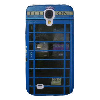 blue booth 3 casing galaxy s4 case