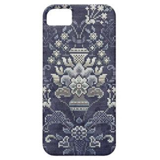 Blue Bouquet iPhone 5 Case
