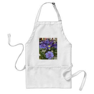 Blue Bouquet Standard Apron