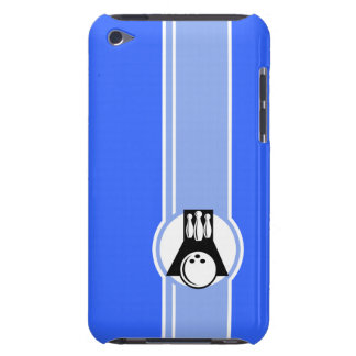 Blue Bowling Barely There iPod Cover