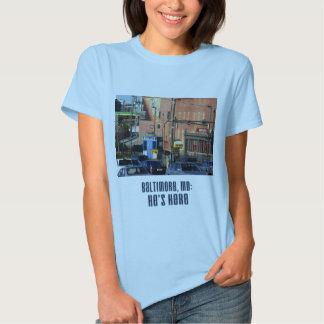 Blue Box Arrives T Shirt