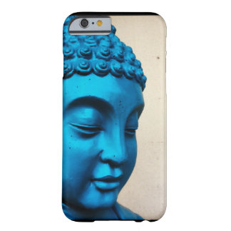 Blue Buddha Barely There iPhone 6 Case