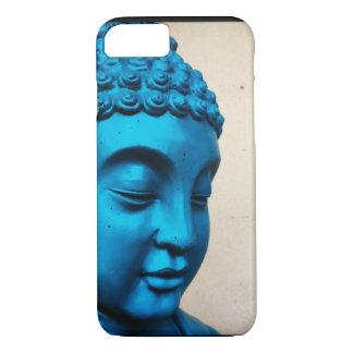 Blue Buddha iPhone 7 Case