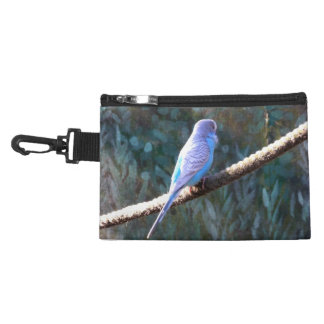 Blue Budgie Accessory Bags