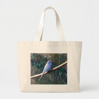 Blue Budgie Bags