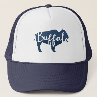 Blue Buffalo trucker hat