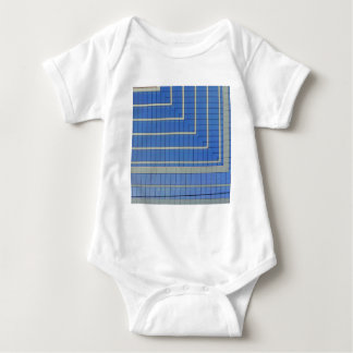 Blue Building Block 4 T Shirts