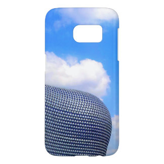 Blue Bullring Phone Case