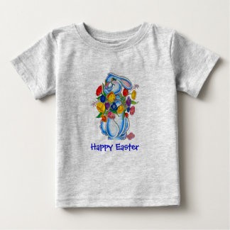 Blue Bunny Easter T-Shirt for Infants & Toddler