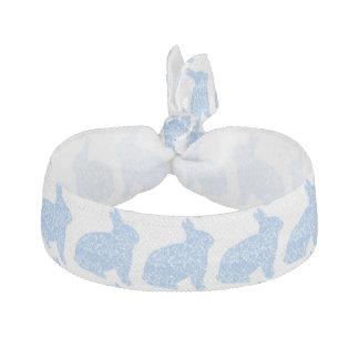 Blue Bunny Hair Tie