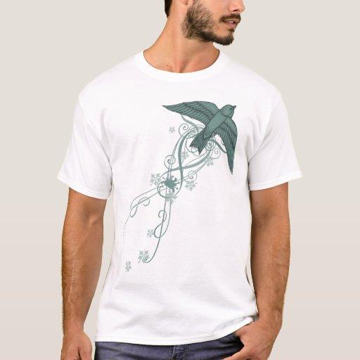 Blue bunting T-Shirt