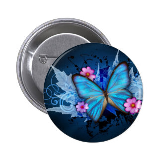 Blue-Butterfly-Abstract jpg Pin