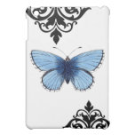 Blue Butterfly iPad Mini Covers