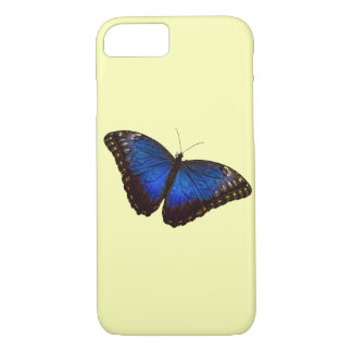 Blue Butterfly iPhone 8/7 Case
