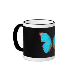 """Blue Butterfly"" Mug"
